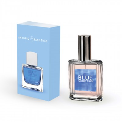 Парфюм ANTONIO BANDERAS BLUE SEDUCTION man 35 ML