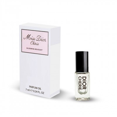 Духи масляні Miss Dior Cherie Blooming Bouguet  7 ML