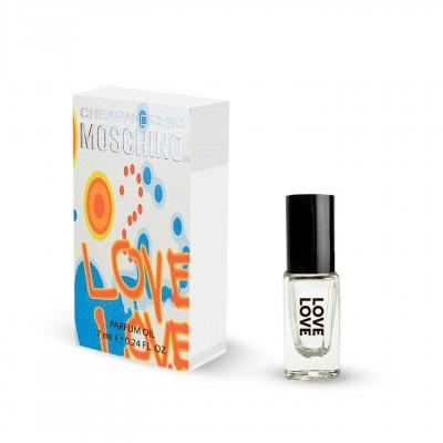 Духи масляні Moschino Love Love 7 ML