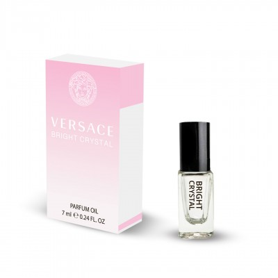 Духи масляные VERSACE BRIGHT CHRYSTAL WOMAN 7 ML