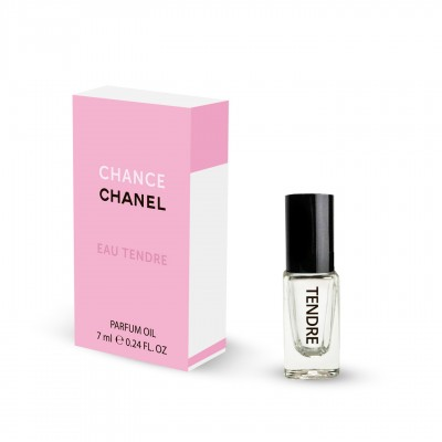 Духи масляные CHANEL CHANCE  TENDRE WOMEN 7 ML