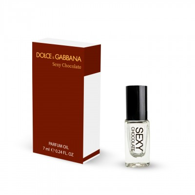 Духи масляные  D&G Sexy Chocolate 7 ML