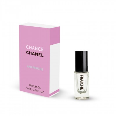 Духи масляные CHANEL CHANCE FRESH WOMEN 7 ML