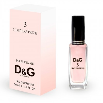 Парфюм DOLCE GABBANA ANTHOLOGY L IMPERATRICE 3 WOM 50 ML