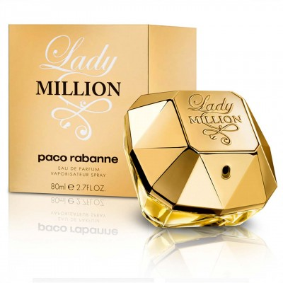PACO RABANNE LADY MILLION WOMAN 80 ML