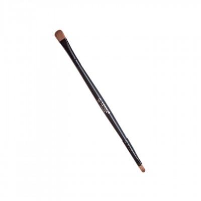 Кисть для губ и для нанесения, растушёвки теней, тушёвки карандаша
