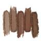 Тіні для брів: кремові тіні, гель тіні