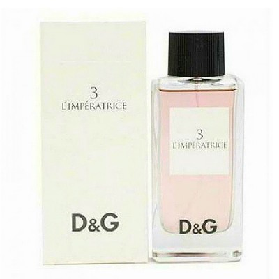 DOLCE GABBANA ANTHOLOGY L IMPERATRICE 3 WOM 100 ML